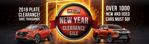 Ny Clearance Jan20