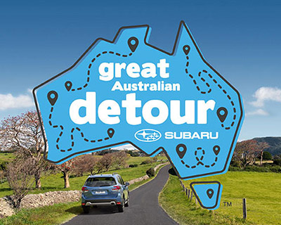 Great Australian Detour